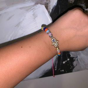 🌈Hamsa bracelet